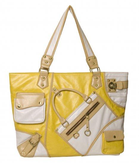 YELLOW BAG BAG HANDBAG