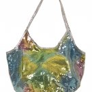 RAINBOW SEQUIN HANDBAG