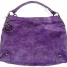 PURPLE HANDBAG