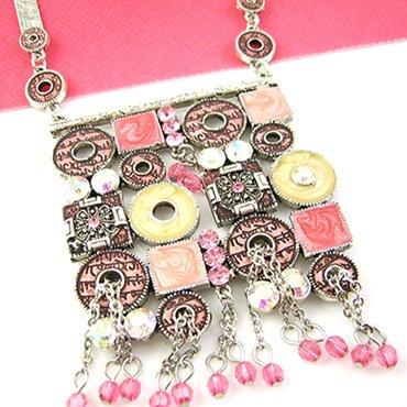 Greece Style Designed Necklace