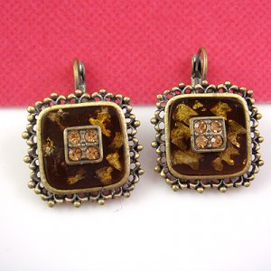 Greece Style Fashion Clip Earring
