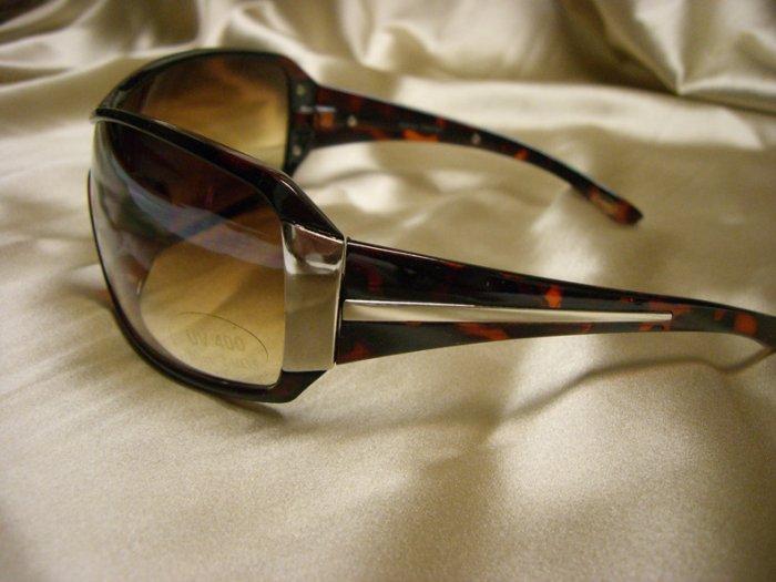 24035 Sunglass Plas BROWN