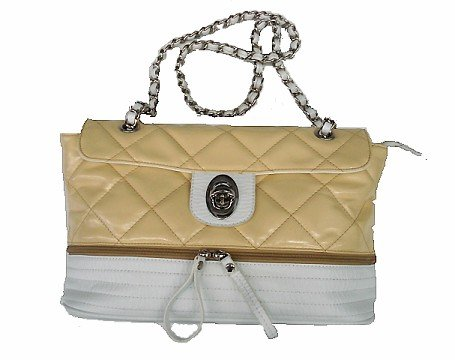 P-B-953 Apricot Fashion Handbag