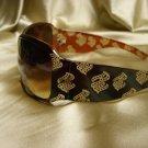 BR Fashion Sunglasses 22116 BROWN
