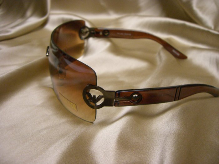 BR Fashion Sunglasses 14041 BROWN