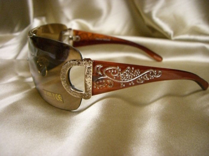 BR Fashion Sunglasses 14048 BROWN