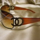 BR Fashion Sunglasses 14073 BROWN