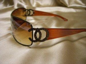 BR Fashion Sunglasses 14073 BROWN