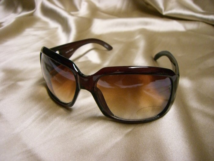 BR Fashion Sunglasses 22141 BROWN