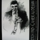 NEW LOT 2 ARTIST SKETCH PAD ART PAPER PENCIL PEN INK CHARCOAL Drawing
