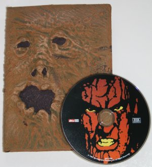 Book of the Evil Dead Dvd Movie Limited edition Rare LE oop