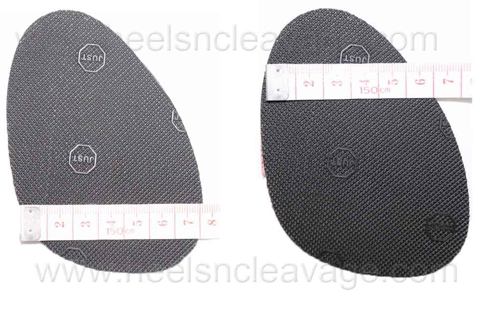 Stick on Shoe Grip Pads Non-slip Anti-Slip Sole Protectors