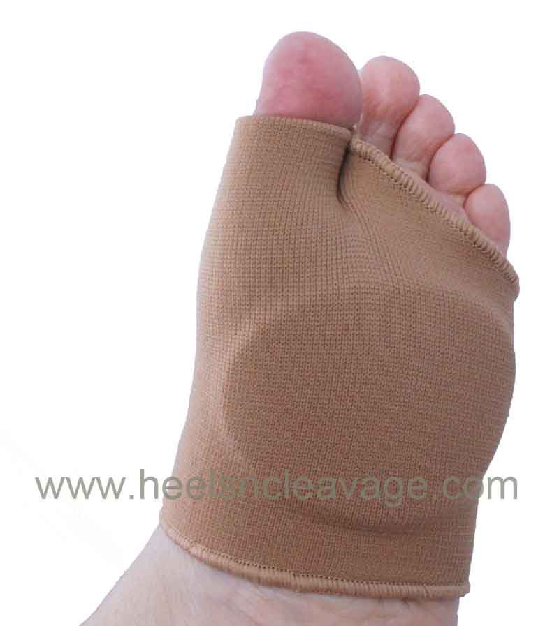 Ball of Foot Calluses Pain Metatarsal Sleeve with Gel Pads Cushion - Men's