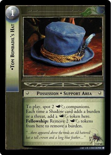 0P60 - Tom Bombadil's Hat - WETA Promo