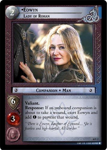 0P17 - Eowyn, Lady of Rohan - Promo
