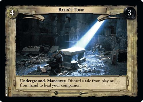 0P6 - Balin's Tomb - League Kit Promo