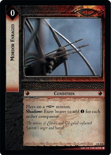 1R254 - Mordor Enraged