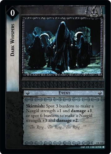 1R210 - Dark Whispers