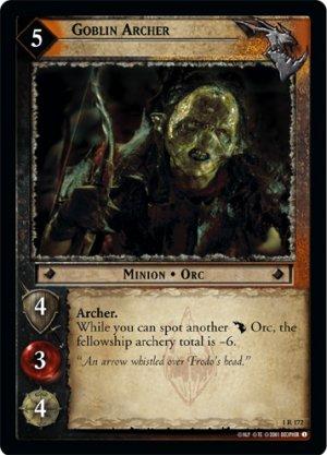 1R172 - Goblin Archer