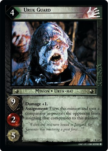 1R147 - Uruk Guard