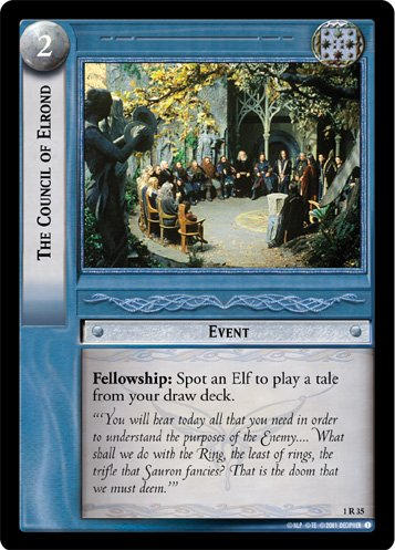 1R35 - The Council of Elrond