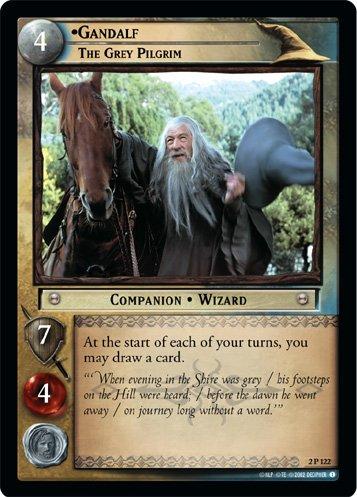 2P122 - Gandalf, The Grey Pilgrim