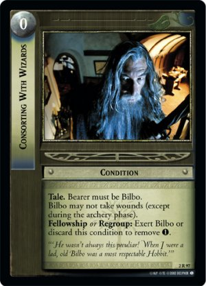 2R97 - Consorting With Wizards