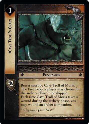2R53 - Cave Troll's Chain