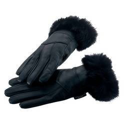 Giovanni Navarre�® Solid Leather Gloves