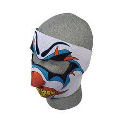 Cold Weather Headwear Neoprene Face Mask - Clown
