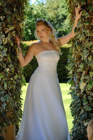Bespoke Gown - Mikayla