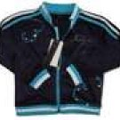 NEW Girls FUBU Jeweled Heart Jacket Size 3T
