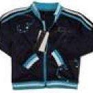 NEW Girls FUBU Jeweled Heart Jacket Size 4T