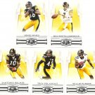 2007 Pittsburgh Steelers Donruss Threads Base Team Set