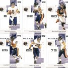2007 Chicago Bears NFL Playoffs Team Set