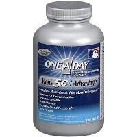 One A Day Men's 50+ Advantage - 150ct