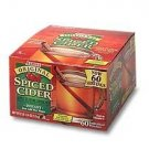 Alpine Spiced Cider Original Apple Flavor Drink Mix, 60 Packets of 0.74-Ounce