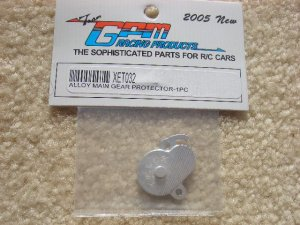 XET032-Alloy main gear protector