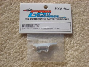 XET047-Alloy protector for front steering plate