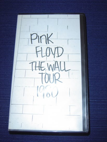 Pink Floyd - The Wall Tour 1980