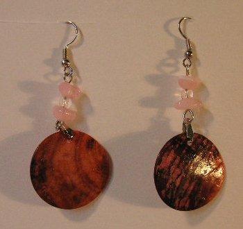 158(Inventory#) Pink Seashells
