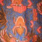 Bali Batik 1970s Mens Shirt