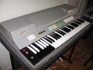 Farfisa Combo Organ Samples and Loops