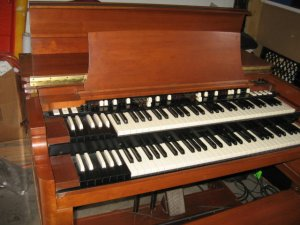 Hammond B3 Organ Samples and loops
