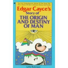 Edgar Cayce Origin & Destiny of Man by Robinson