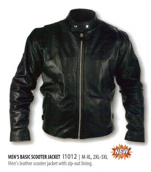MCAARG1012 Men's Basic Scooter Jacket