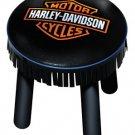 Harley Davidson Fringe Stool Item # 10206