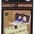 Harley Davidson Cork Board Item # 10245