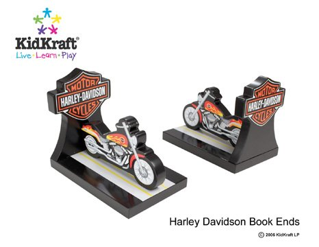 Harley-Davidson Book Ends Item # 10248