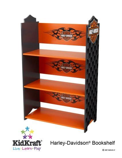 Harley Davidson Bookshelf Item # 10251